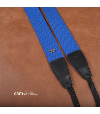 Non-slip Camera Strap by Cam-in - Royal Blue