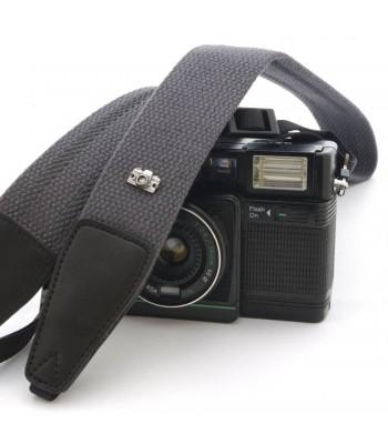 Non-slip Camera Strap by Cam-in - Grey